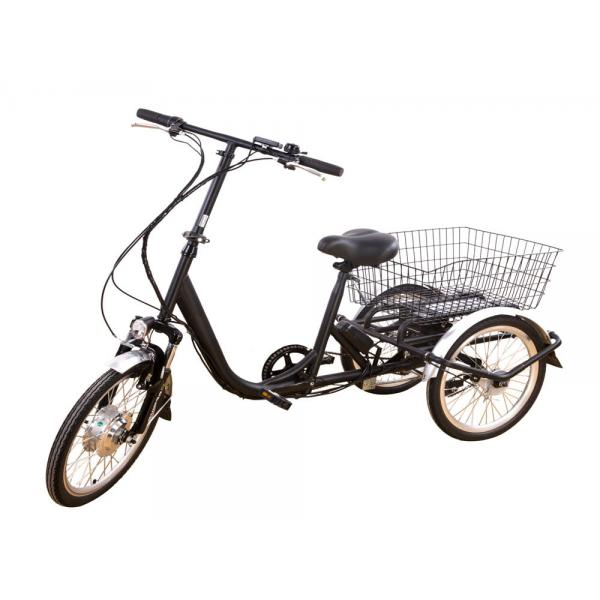 Электротрицикл Elbike Farmer Vip 700W (48V/10,4Ah) фото