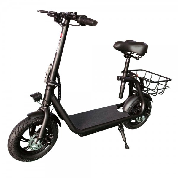Электросамокат Iconbit Kick Scooter Trident 120 T 350W фото