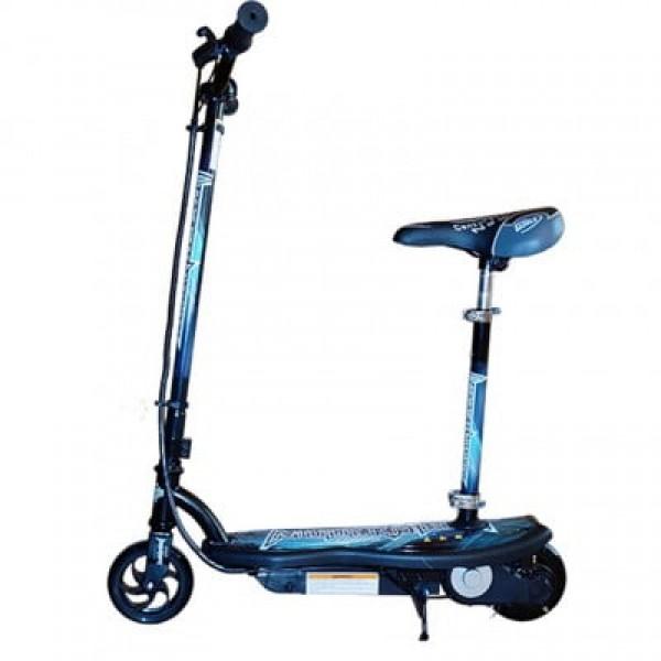 Электросамокат El-sport e-scooter CD10-S 120W (с сиденьем) фото
