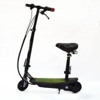 Электросамокат El-sport Charger c сиденьем (надувное переднее колесо)