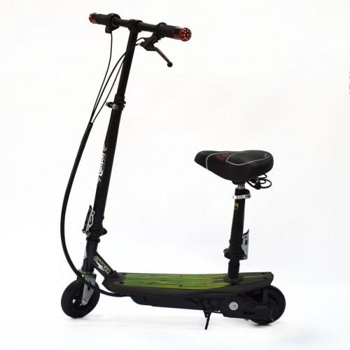 Электросамокат El-sport Charger c сиденьем (надувное переднее колесо) фото