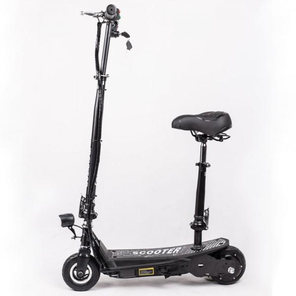 Электросамокат El-sport escooter 250watt lithium battery (с сиденьем) фото