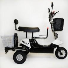 Трицикл EL-Sport SF8 Maxi 500W (48V/15Ah)