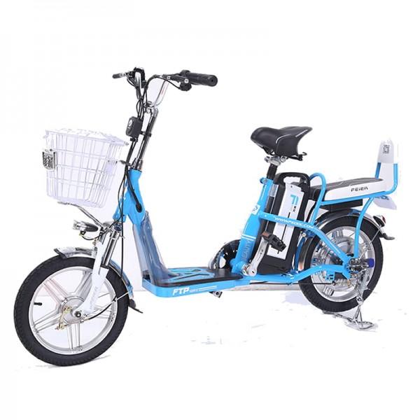 Электровелосипед FEIER 48V/8Ah фото